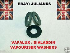 VAPALUX VAPOURISER WASHER X 3 BIALADDIN LAMP SPARES VAPOURISER WASHER PARTS