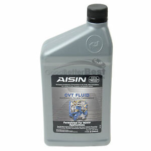 5 Quart Continuously Variable Transmission CVT Fluid AISIN for Acura//Honda HCVTF