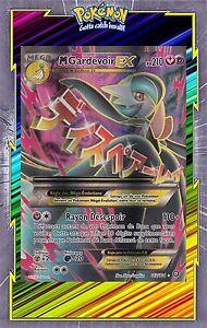 ☺ Carte Pokémon Gardevoir EX 111//114 VF NEUVE XY11 Offensive Vapeur