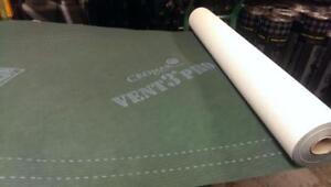 Roofing Breathable Membrane Felt Cromar Vent 3 Pro 1m X1m