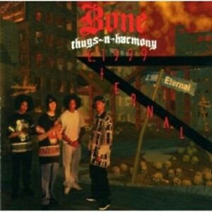 Bone-thugs-N-Harmony-E-1999-Eternal-CD-18-tracks-Hiphop-rap-NEUF