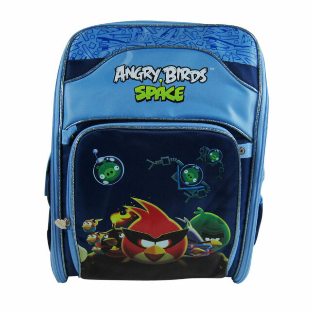 Angry Birds Space School Messanger Bag