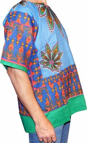 MENS Cannabis Marijuana Leaf Dashiki Print 100/% Cotton By American Dashiki Brand