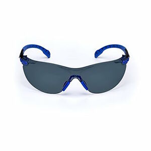 3M SOLUS 1000 Series Safety Spectacles Blue Black With 3M Scotchgard ... f54881cc18ec