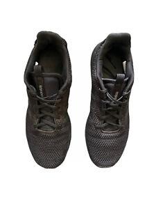 Men-039-s-Black-Adidas-CF-Cloudfoam-Racer-TR-Shoes-DB1303-Size-10