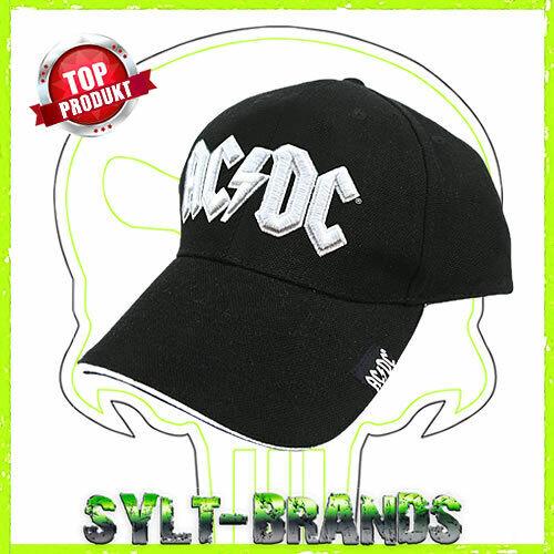 AC/DC CAP KAPPE SNAPBACK BASECAP HAT HEAVY METAL CAPS KAPPEN MÜTZEN BEANIES HATS