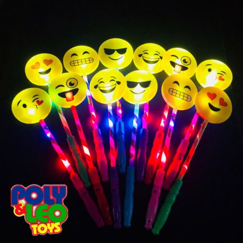 Light Up Emoji Princess Wand Party Favors Party Supplies