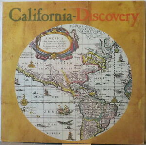 CALIFORNIA-Discovery-LP-Top-1970s-Rock-Produced-by-Creation-of-Sunlight-member