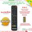 miniatura 4 - Telecomando Universale Compatibile Tv Lcd Led Televisore Decoder Ricevitori Dvd