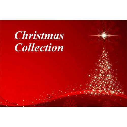 Tenor Saxophone Bb A5 March Card Size Part III Christmas Collection
