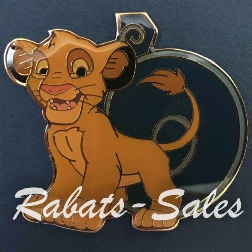 Simba from Lion King Part of WDW 25th Anniversary Disney Pin Set