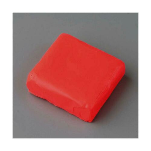 Red Oven Bake Polymer Modelling Clay For Arts /& Crafts Y13565 2 x 50g