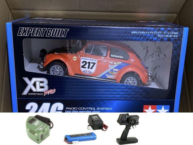 MF-01X   NEW BOX TAMIYA # 58650  RC 1//10  Volkswagen Beetle Rally
