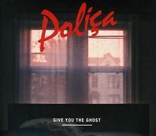 Give You The Ghost - Polica (2012, CD NEUF) 5060146093378