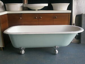Original-Restored-Cast-Iron-Bath-BATH-RESURFACING-SPECIALIST-SINCE-1976