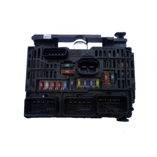 Módulo BSI unidad de control caja de fusibles citroen c4 peugeot 307 966168298 0 ⭐⭐⭐⭐⭐