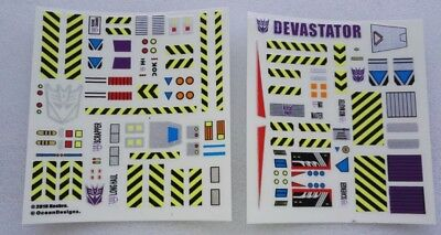 Revised Version Eness Detail decals for IDW Springer,In stock!