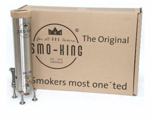 Smo-King 0,65 L 230 Volt Räuchern Grillen Kaltrauchgenerator Kaltraucherzeuger