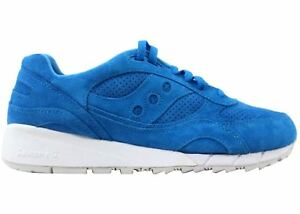 Novità 5 Sneaker Blu S70222 6000 Vintage Scamosciato Saucony Azzurro 40 4 Shadow q88wOBY