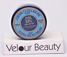 L'Occitane Shea Butter Ultra Rich Body Cream 7 Ounce