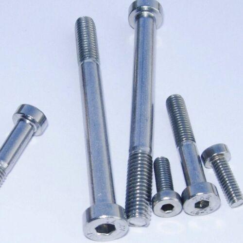 Zylinderschrauben niedrig DIN 7984 ISK Edelstahl VA M3 M4 M5 M6 M8 304c798A2