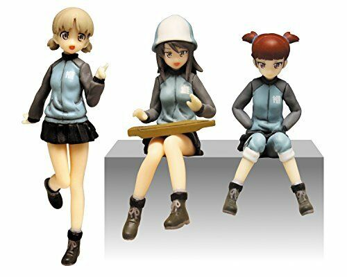 GPF-17 1/35 Girls und Panzer theater version continuation high school Figure