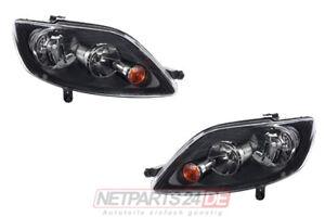 Scheinwerfer-Satz-H7-H7-links-und-rechts-VW-Golf-V-Plus-5M1-521-2005-bis-2009