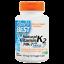 Doctor-039-s-Best-Natural-Vitamin-K2-Mk-7-with-Menaq7-45-mcg-60-Veg-Caps thumbnail 1