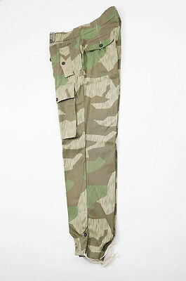 WWII German Heer Splinter camo panzer trousers L/36