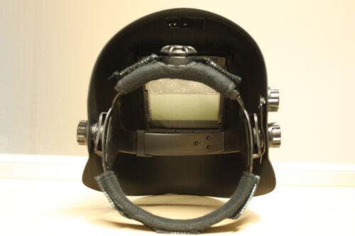 Optrel liteflip autopilot Automatik Schweisserhelm Schweißhelm black 1006.700