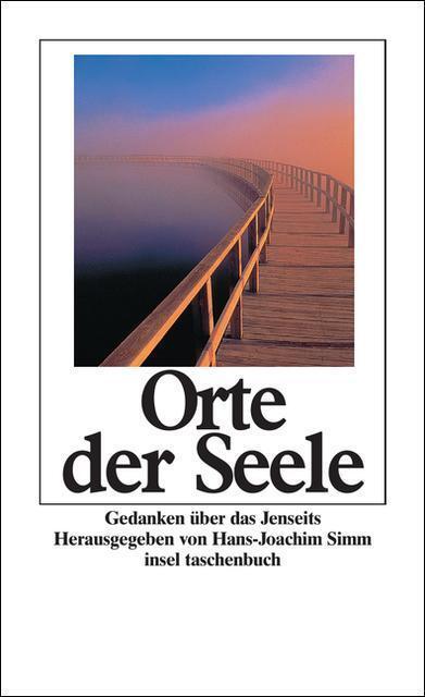 Orte der Seele: Gedanken über das Jenseits (insel taschenbuch) - Simm, H ... /5