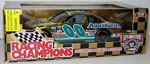 98-Buckshot-Jones-00-Aquafresh-Limited-Edition-Gold-1-24-NASCAR-Stock-Car-2500