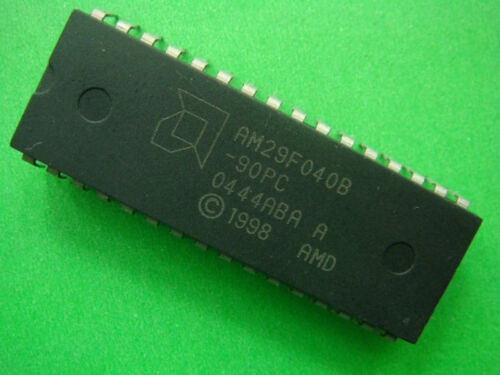 5pcs AM29F040B-90PC EEPROM AM29F040B DIP32 IC TRANSISTOR NEW