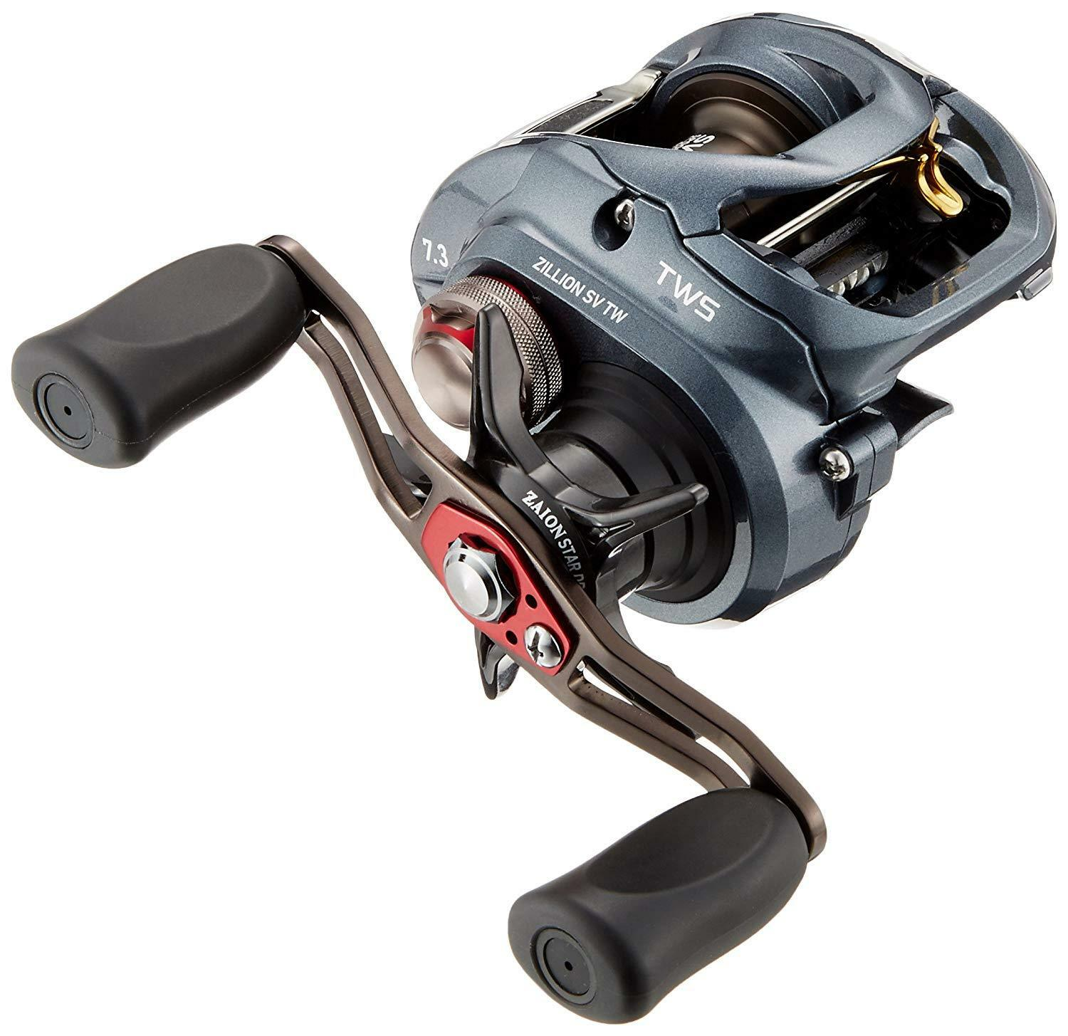Daiwa Baitcasting Reels 16 ZILLION SV TW 1016SV-SH from japan【Brand New in Box】