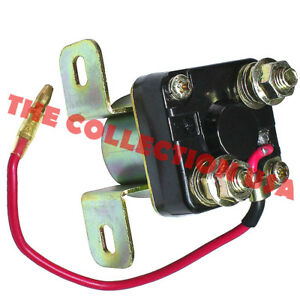 Starter Solenoid Relay for Polaris Xpedition 325 425 2000 2001 2002 Atv New