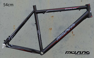 Muesing-Offroad-Comp-Mountainbike-Rahmen-54-cm-Alu-schwarz-matt-26-034-Disc