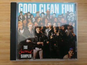 Various-Artists-Good-Clean-Fun-The-Chiswick-Sampler-CD-1995-Motorhead-Lemmy