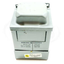 9t51y10 General Electric Dry Type Transformer 1kva Pri 240480v Sec 120240v