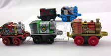 THOMAS & FRIENDS Minis Train Engines 5 WARRIOR Minis plus 2 FREE Minis HTF