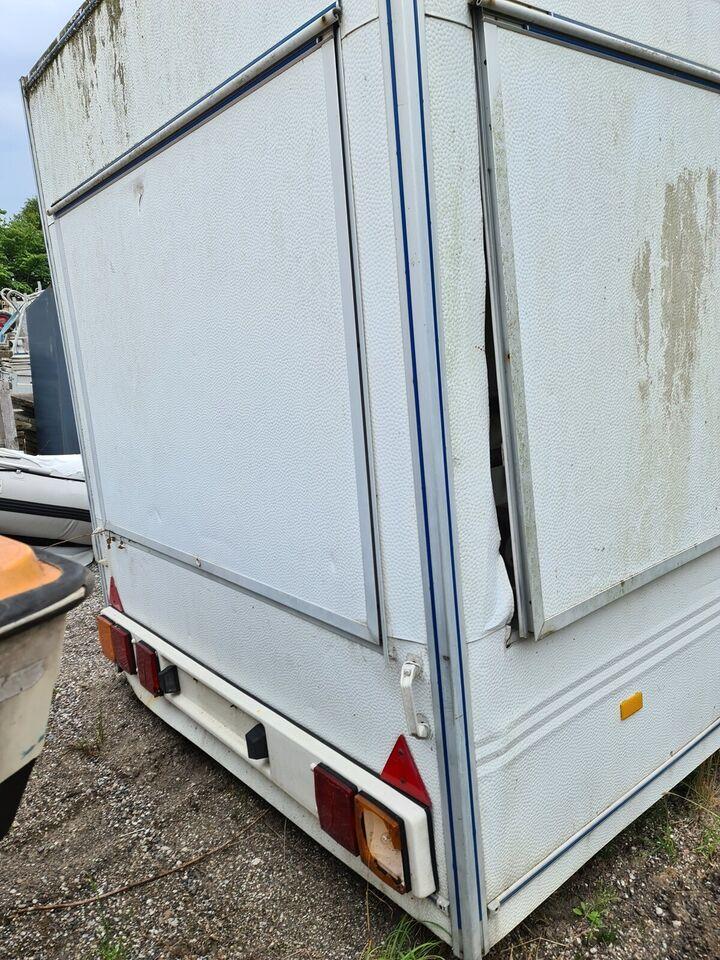 Salgsvogn, lastevne (kg): 001