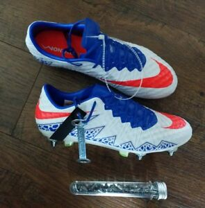 purchase cheap 01b86 d3094 Image is loading NEW-NIKE-HYPERVENOM-PHINISH-SG-PRO-ACC-SOCCER-