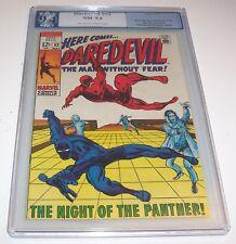 Daredevil #52 - PGX 9.4 NM Marvel 1969 Silver Age issue