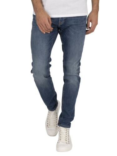 Blue Jack /& Jones Men/'s Liam Original 005 Skinny Jeans