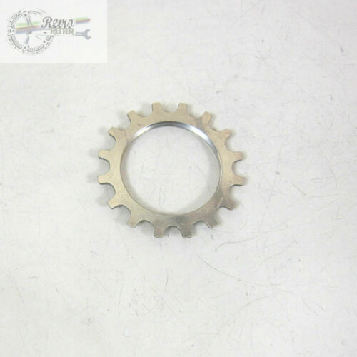 1970//1980 S Shimano Dura Ace first gen Screw Ring Pinion 2nd POS 16 T