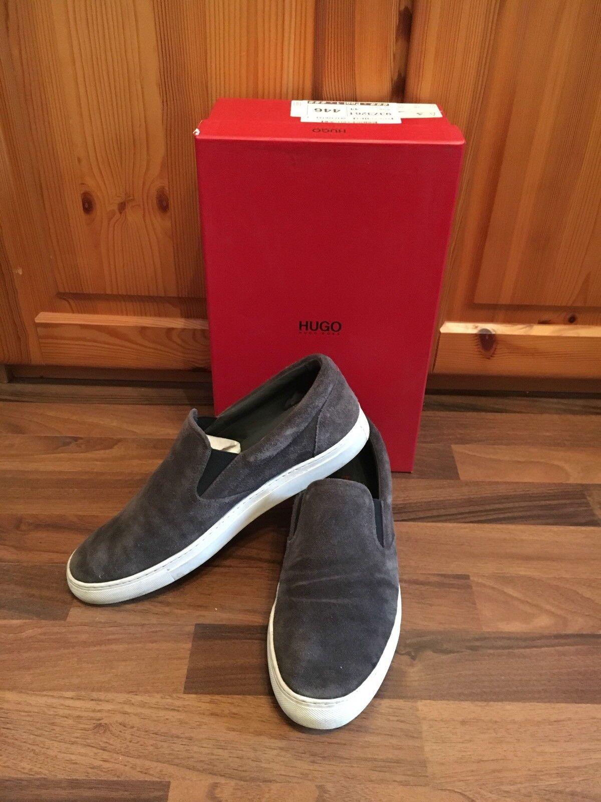 Billig Sneaker hohe Qualität Hugo Boss Sneaker Billig 44 ec330a