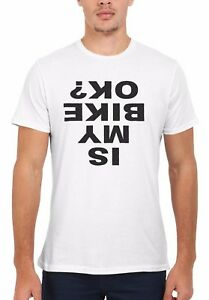 Is-My-Bike-OK-Cycling-Funny-Cool-Men-Women-Vest-Tank-Top-Unisex-T-Shirt-1795