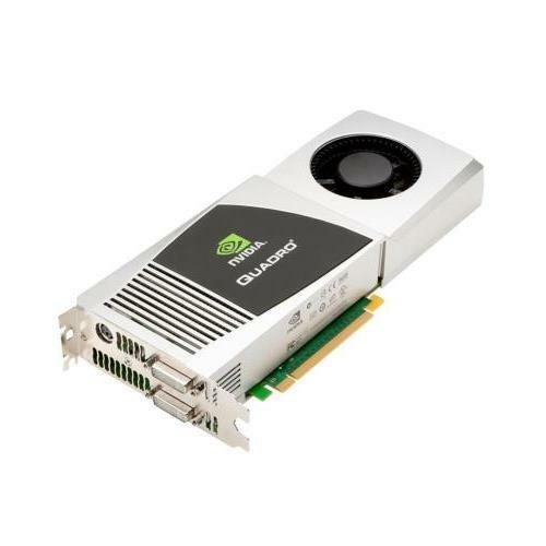 PNY NVIDIA QUADRO FX5800 GRAPHICS CARD 4GB VCQFX5800-PCIE-T
