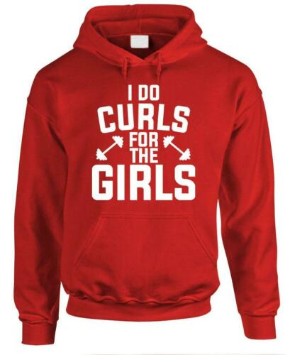 Fleece Pullover Hoodie I DO CURLS FOR THE GIRLS