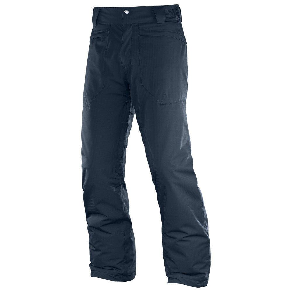 Salomon Stormspotter Pantalones de Snowboard Hombre Esquí Pantalón Ski
