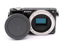Sony Alpha NEX-3N 16.1 MP Digital Camera - Black (Body Only)